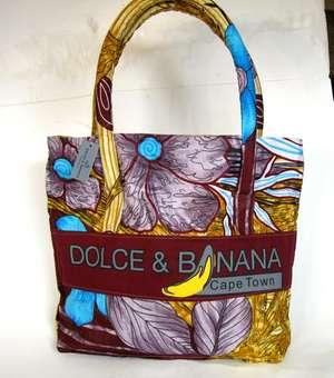 Dolce & Banana Tote Bag