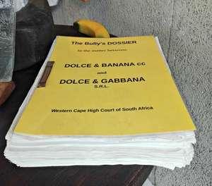 Dolce & Banana Legal Dossier