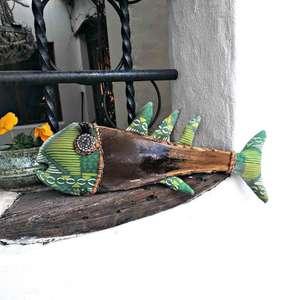 fish on my window sill